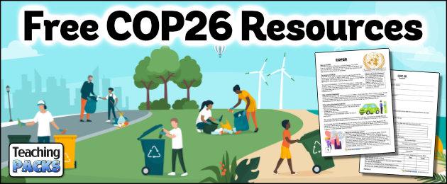 Free COP26 Resources