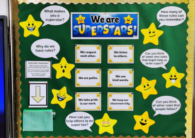 The Superstars Class Rules Display Pack (sent by Rowan)
