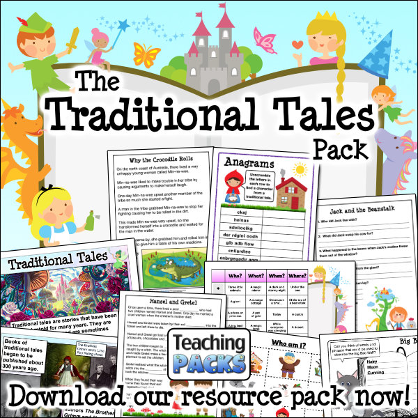 The Traditional Tales Pack